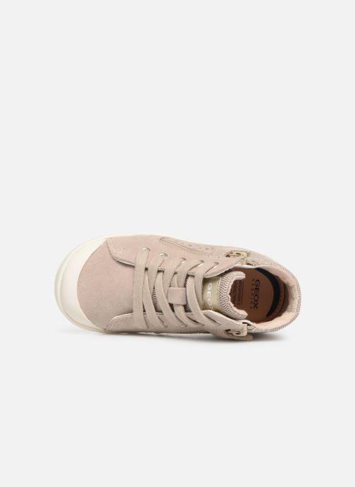 Sneakers Geox B Kilwi Girl B92D5G Beige links