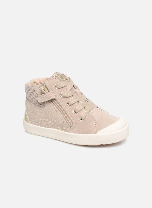 Sneakers Geox B Kilwi Girl B92D5G Beige detail