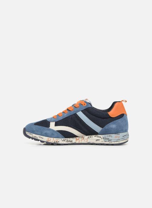Sneakers Geox J Alben Boy J929EA Blauw voorkant