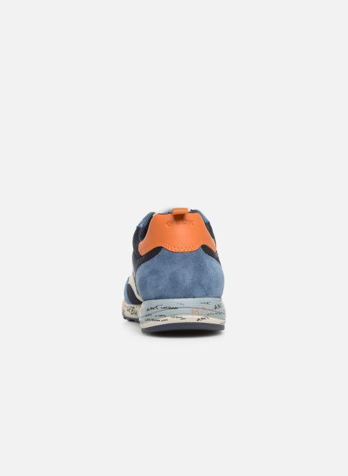 Sneakers Geox J Alben Boy J929EA Blauw rechts