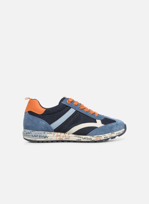 Sneakers Geox J Alben Boy J929EA Blauw achterkant
