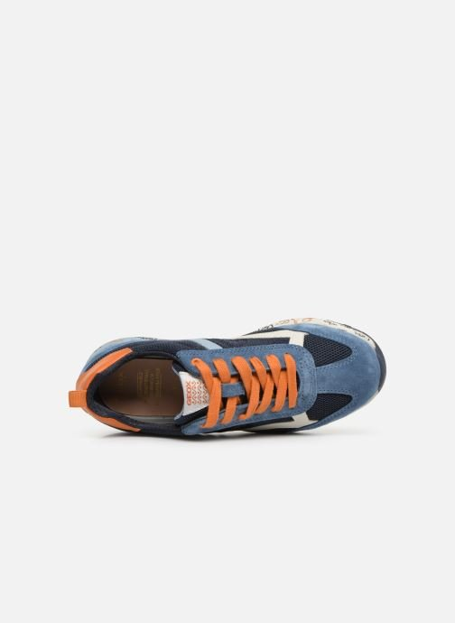 Sneakers Geox J Alben Boy J929EA Blauw links