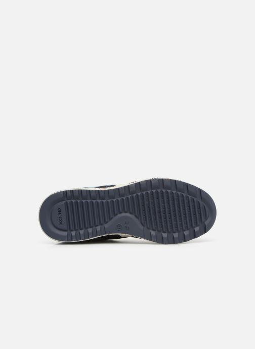 Sneakers Geox J Alben Boy J929EA Blauw boven