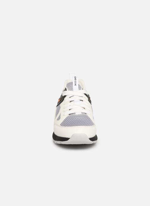 Sneakers Geox J Alben Boy J929ED Wit model