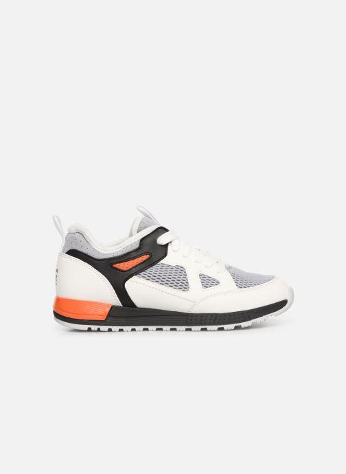 Sneakers Geox J Alben Boy J929ED Wit achterkant