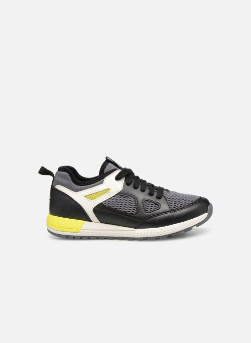 Sneakers Geox J Alben Boy J929ED Sort se bagfra