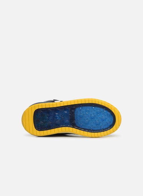 Sneakers Geox J Inek Boy J929CA Grijs boven