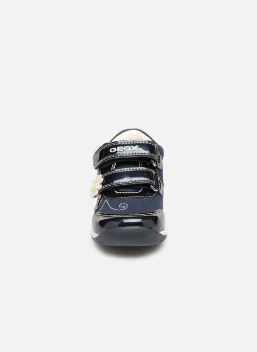 Trainers Geox B Each Girl B920AG Blue model view