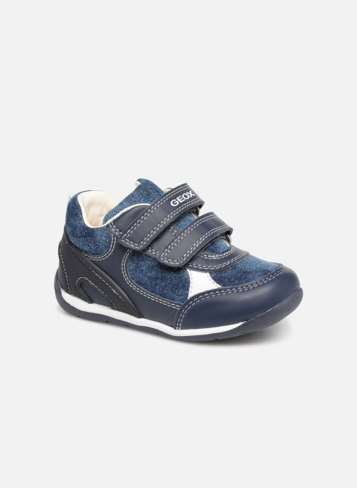 Sneaker Geox B Each Boy B920BD blau detaillierte ansicht/modell