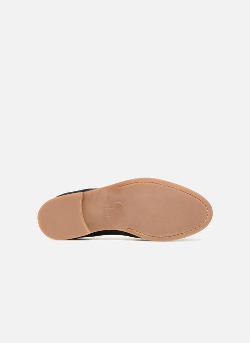 Chaussures à lacets Faguo Rosh Bleu vue haut