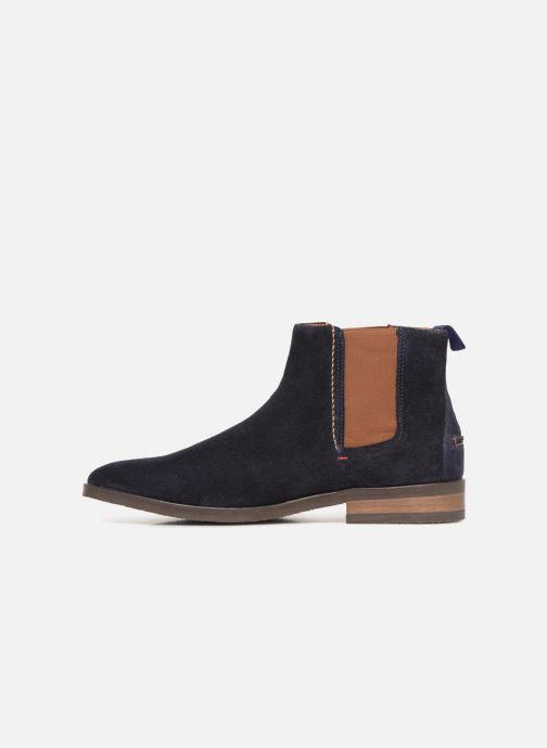 Boots en enkellaarsjes Faguo Cork Blauw voorkant