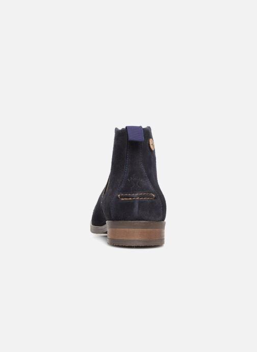 Boots en enkellaarsjes Faguo Cork Blauw rechts