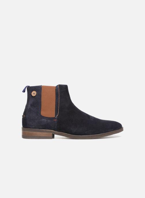 Boots en enkellaarsjes Faguo Cork Blauw achterkant