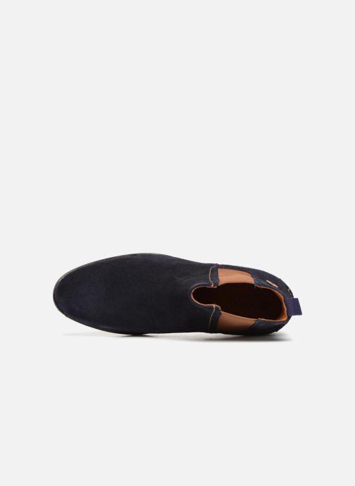Boots en enkellaarsjes Faguo Cork Blauw links
