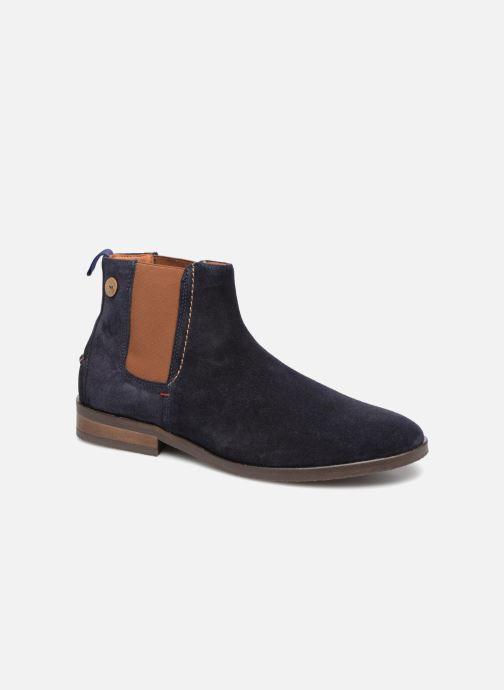 Boots en enkellaarsjes Faguo Cork Blauw detail