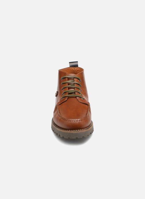Bottines et boots Faguo Larchmid Marron vue portées chaussures