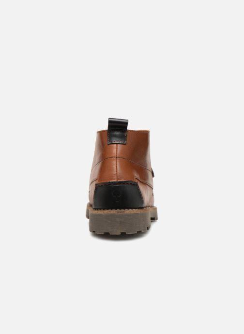 Boots en enkellaarsjes Faguo Larchmid Bruin rechts
