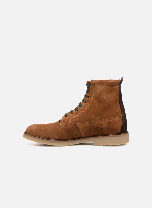 Bottines et boots Faguo Douglas Marron vue face