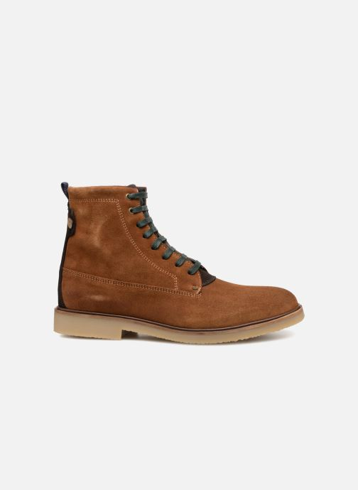 Bottines et boots Faguo Douglas Marron vue derrière