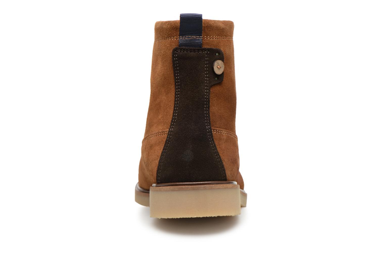 Bottines et boots Faguo Douglas Marron vue droite