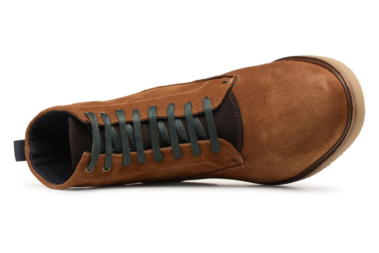 Bottines et boots Faguo Douglas Marron vue gauche
