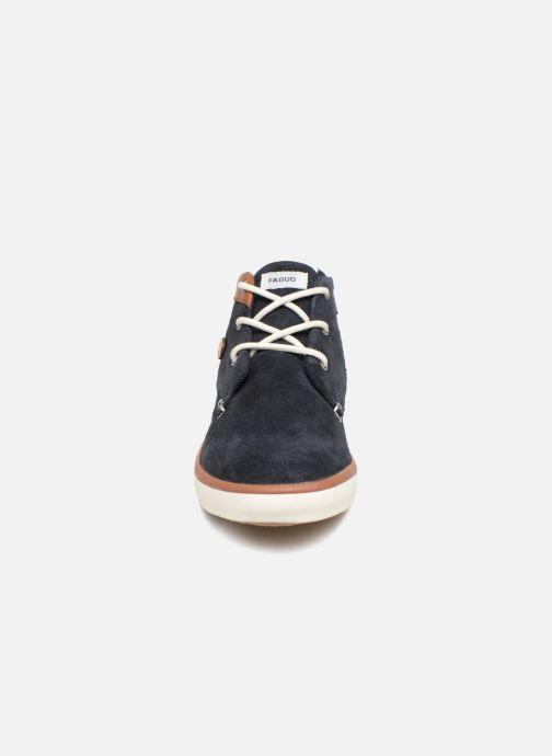 Sneaker Faguo WattleL blau schuhe getragen