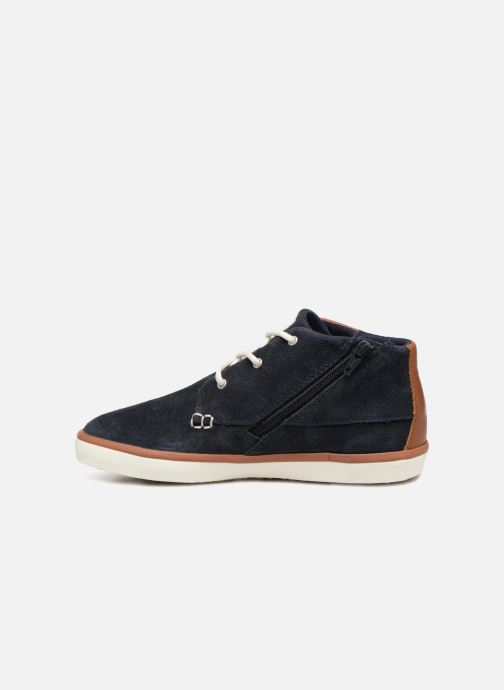 Sneaker Faguo WattleL blau ansicht von vorne