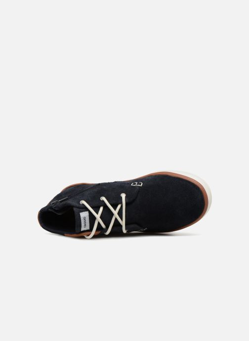 Sneakers Faguo WattleL Blauw links