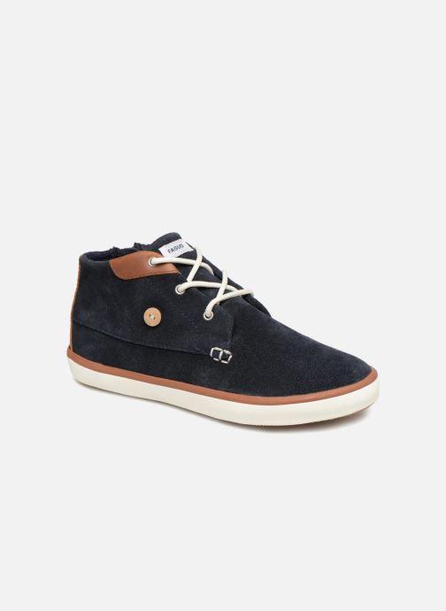 Sneakers Faguo WattleL Blauw detail