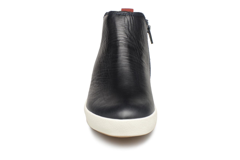 Bottines et boots Faguo LilacZ Bleu vue portées chaussures