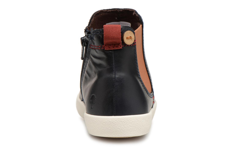 Bottines et boots Faguo LilacZ Bleu vue droite