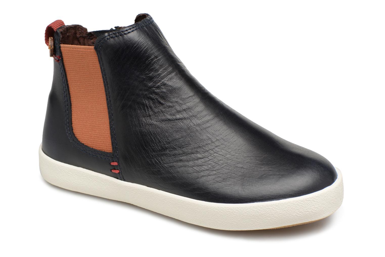 Bottines et boots Faguo LilacZ Bleu vue détail/paire