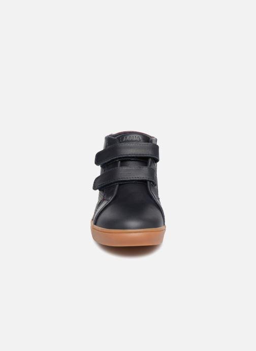 Baskets Faguo AspenV Bleu vue portées chaussures