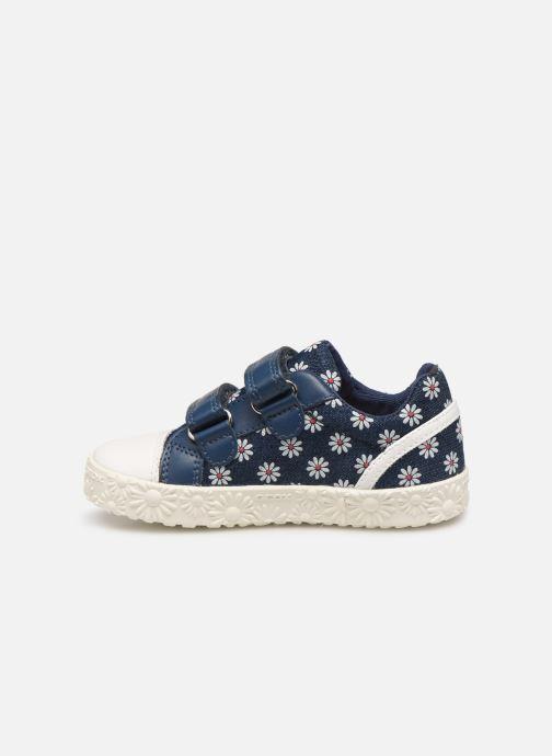 Sneakers Geox B Kilwi Girl B92D5E Blauw voorkant
