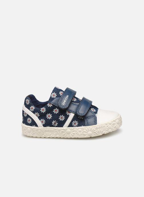 Sneakers Geox B Kilwi Girl B92D5E Blauw achterkant