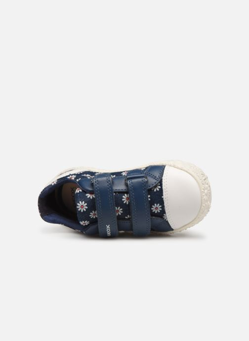 Sneakers Geox B Kilwi Girl B92D5E Blauw links