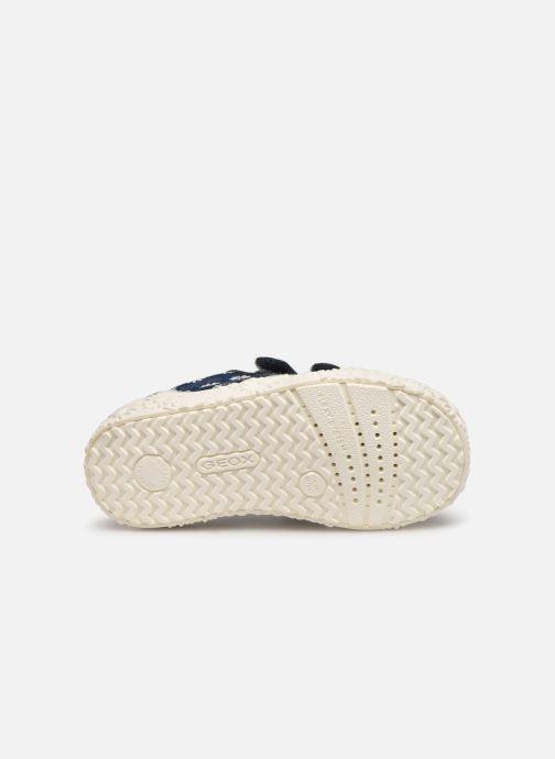 Sneakers Geox B Kilwi Girl B92D5E Blauw boven