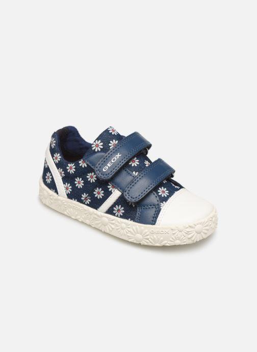 Baskets Geox B Kilwi Girl B92D5E Bleu vue détail/paire
