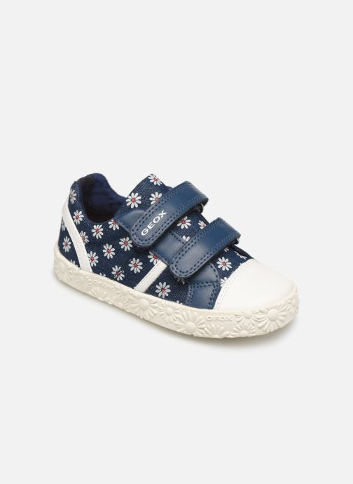Sneakers Geox B Kilwi Girl B92D5E Blauw detail