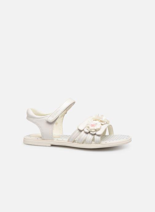 Sandales et nu-pieds Geox J Sandal Karly Girl J9235D0 Blanc vue derrière