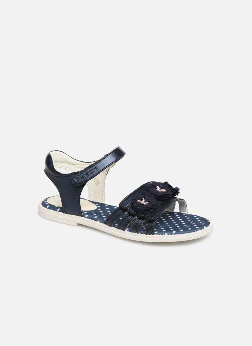Sandales et nu-pieds Geox J Sandal Karly Girl J9235D0 Bleu vue détail/paire
