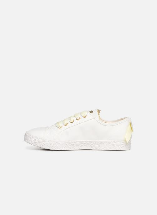 Trainers Geox Jr Ciak Girl J9204K White front view
