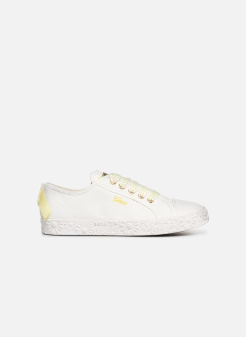 Trainers Geox Jr Ciak Girl J9204K White back view