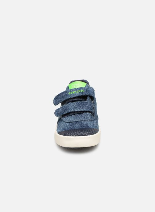 Sneakers Geox B Kilwi Boy B92A7D Blauw model