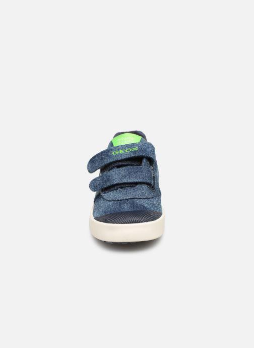 Sneakers Geox B Kilwi Boy B92A7D Blauw model