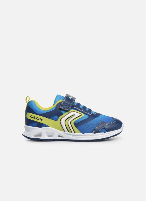 Sneakers Geox J Dakin Boy J929FA Azzurro immagine posteriore
