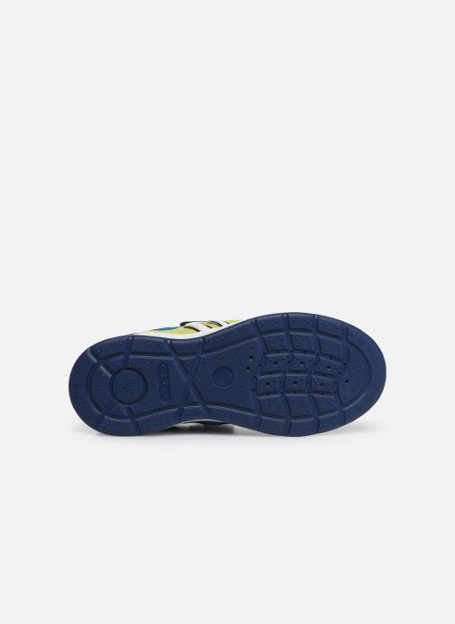 Sneakers Geox J Dakin Boy J929FA Azzurro immagine dall'alto