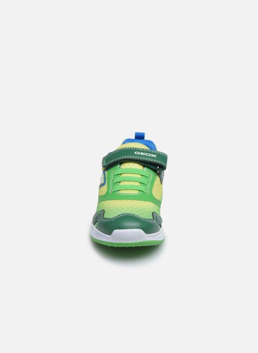 Sneakers Geox J Dakin Boy J929FA Groen model