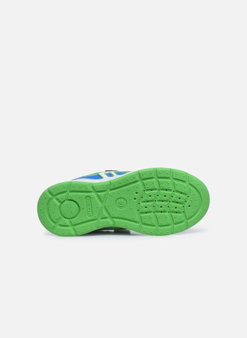 Sneakers Geox J Dakin Boy J929FA Groen boven
