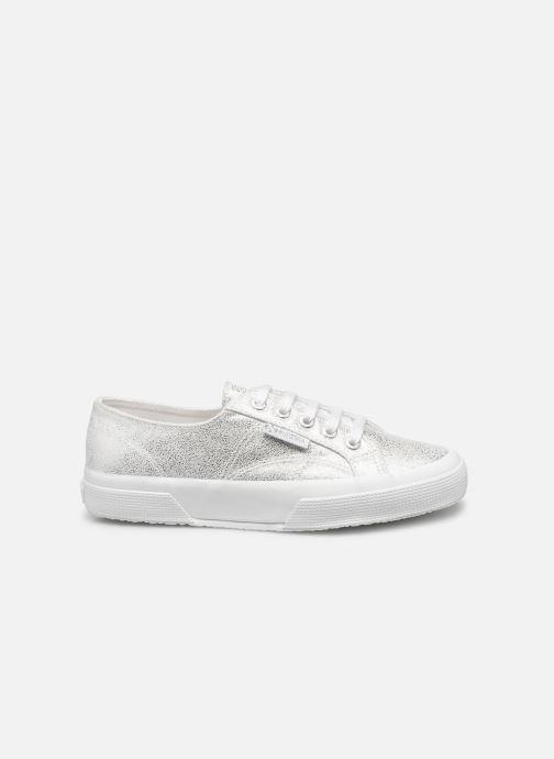 Sneakers Superga 2790 Jersey Frost Lame W Zilver achterkant